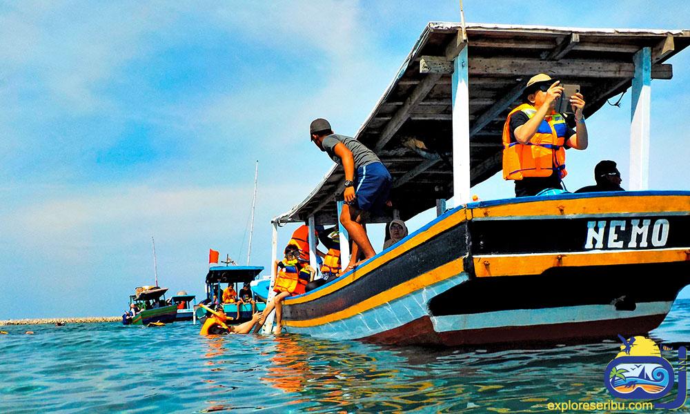 Wisata Pulau Pramuka Explore Seribu Pulau Indonesia