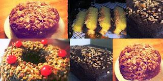 kue lapis tabur enting kacang