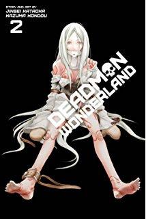Manga Deadman Wonderland (Tamat)