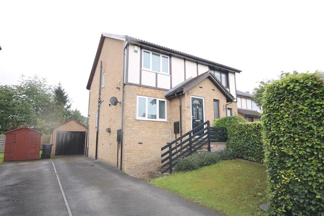 Harrogate Property News - 3 bed semi-detached house for sale Bluebell Meadow, Harrogate HG3