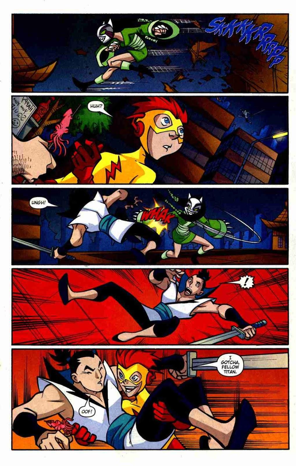 Teen Titans GO! Comic book series: Teen Titans GO! Issue