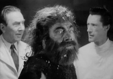 Still - Frank Moran as the Ape Man, Return of the Ape Man (1944)