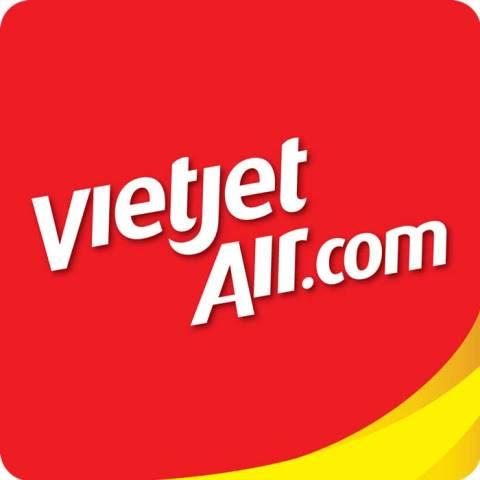 Mẫu logo Vietjet Air
