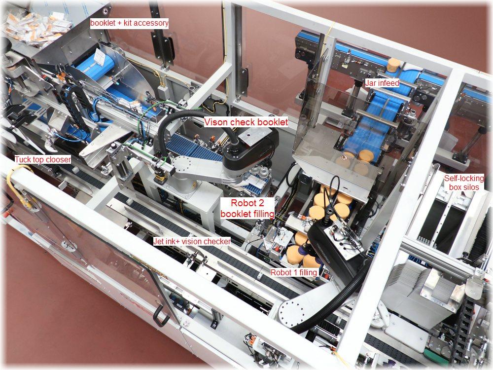 98e925f1ddae «In epoca di Industria 4.0, questo sistema ci permette di registrare in un  server ogni scatola lavorata per una totale rintracciabilità del prodotto.