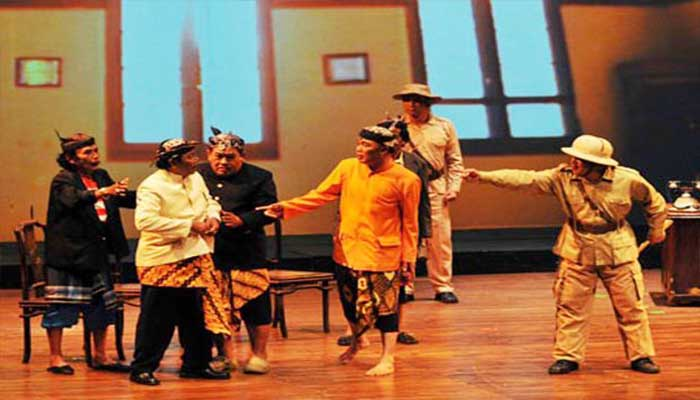 Ludruk, Teater Tradisional Dari Jawa Timur