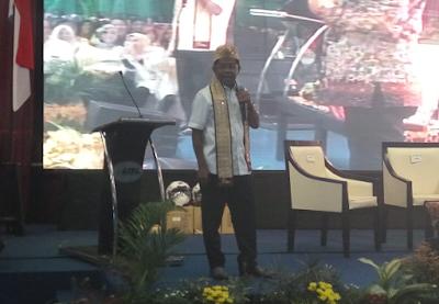 Masa Depan dan Wajah Indonesia Ada di Kampus