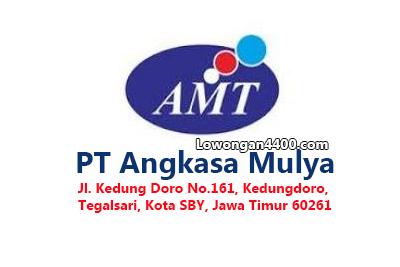 Loker PT Angkasa Mulya