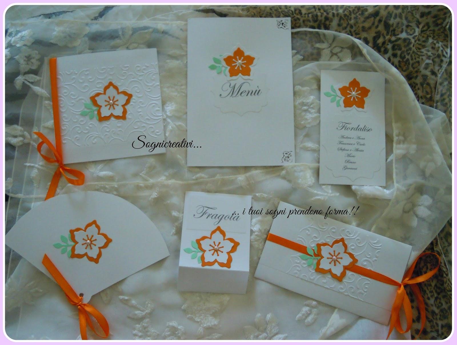 Preferenza Partecipazioni Sognicreativi Wedding and Events: Partecipazione  OB54
