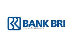 Lowongan Kerja PT. Bank Rakyat Indonesia (Persero) Tbk September 2019