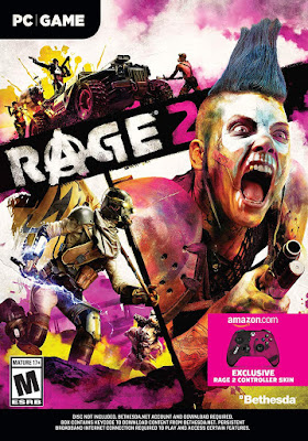 Rage 2 Game Cover Pc