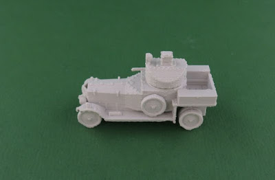 Rolls Royce Armoured Car picture 6
