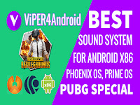 ViPER4Android FX v2.7.1.6 Best Headset Settings For Android & Android x86