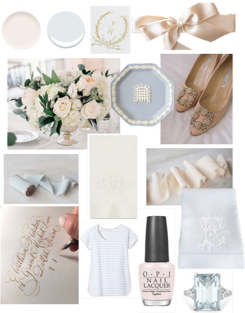 Wedding Wednesday: Mood Board