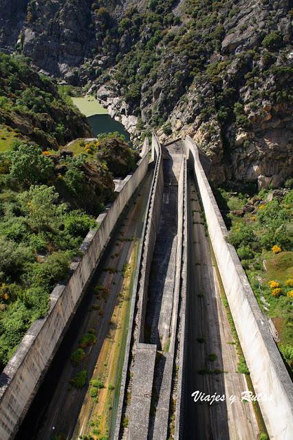 Salto del Duero de Almendra