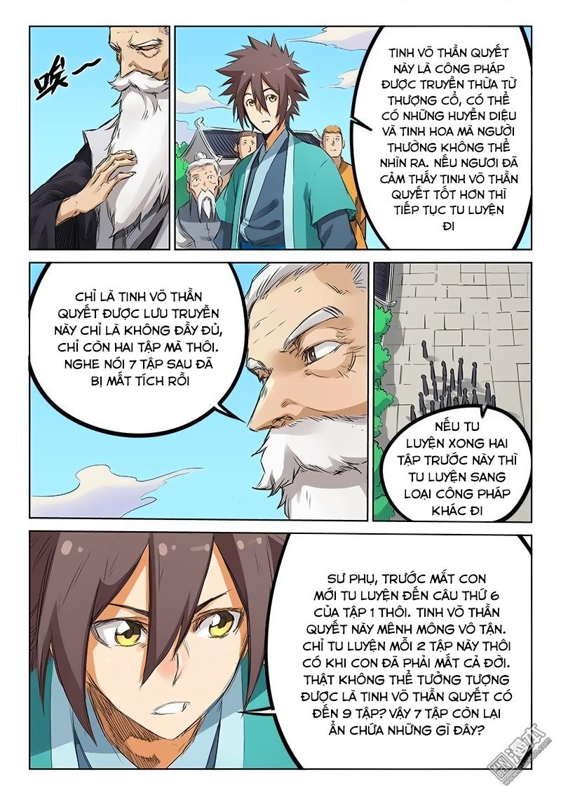 Tinh Võ Thần Quyết Chap 156 - Trang 8