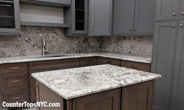 Kitchen Islands with Granite Top