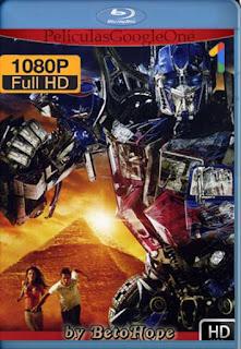 Transformers 2: La Venganza de los Caidos[2009] [1080p BRrip] [Latino-Inglés] [GoogleDrive]