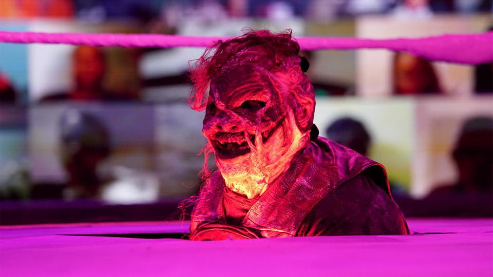The Fiend deverá continuar afastado da WWE