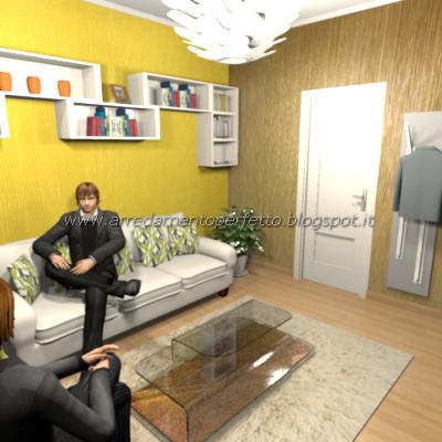 Consigli d\'arredo: Come arredare un piccolo soggiorno