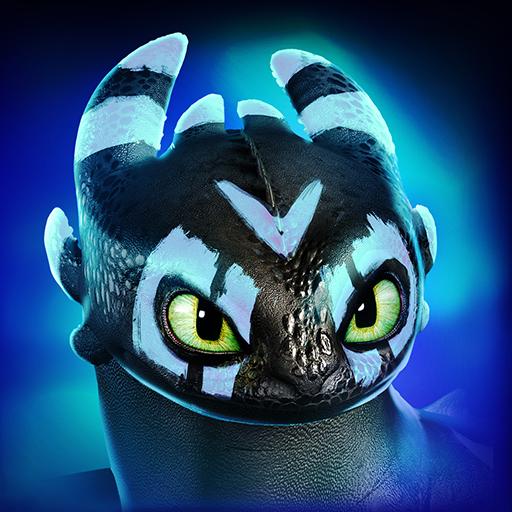 Dragons: Titan Uprising v1.9.11 Apk Mod