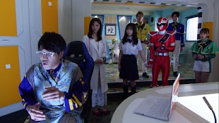 Mashin Sentai Kiramager - 20 Subtitle Indonesia and English