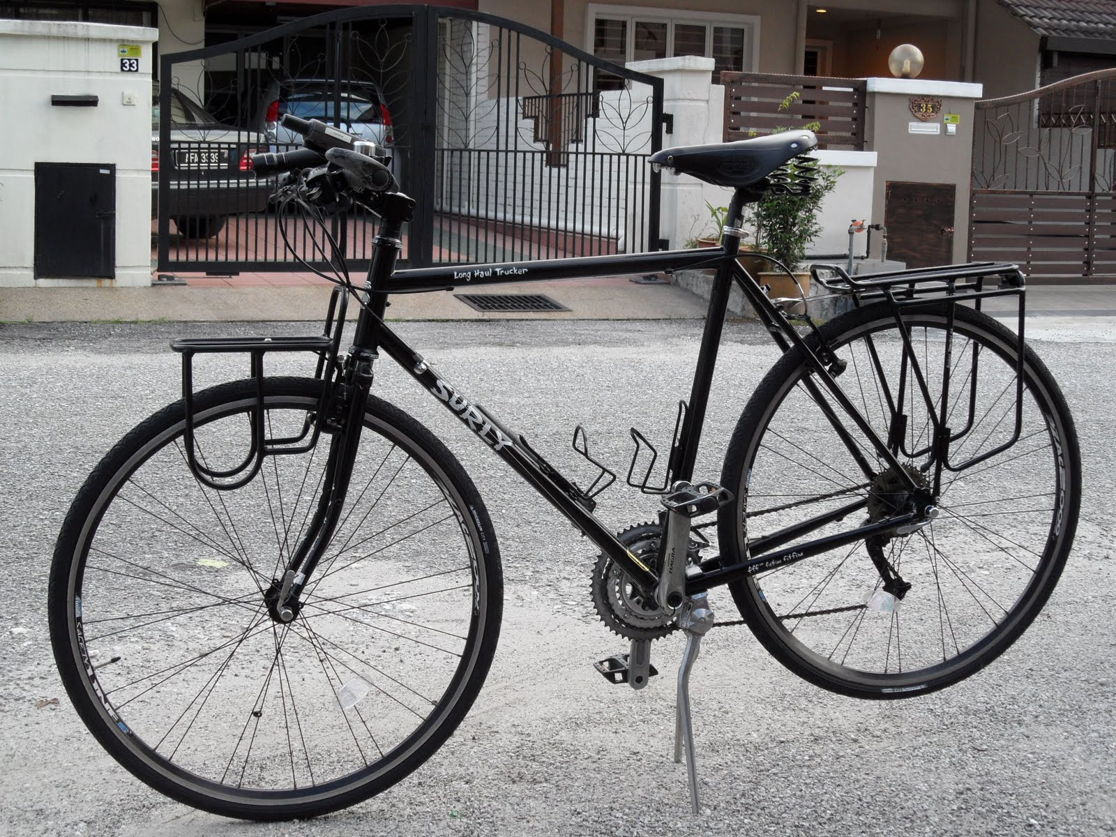 The Surly Long Haul Trucker is by far amongst the most reputable tour  bicycles which season cycle tourist swears by around the globe. 21b156f9e