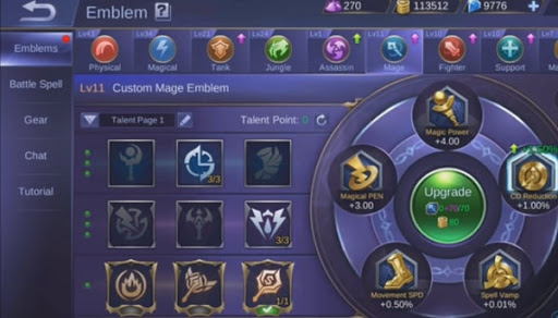 Emblem Sets: New Way to Increase Gold and Damage