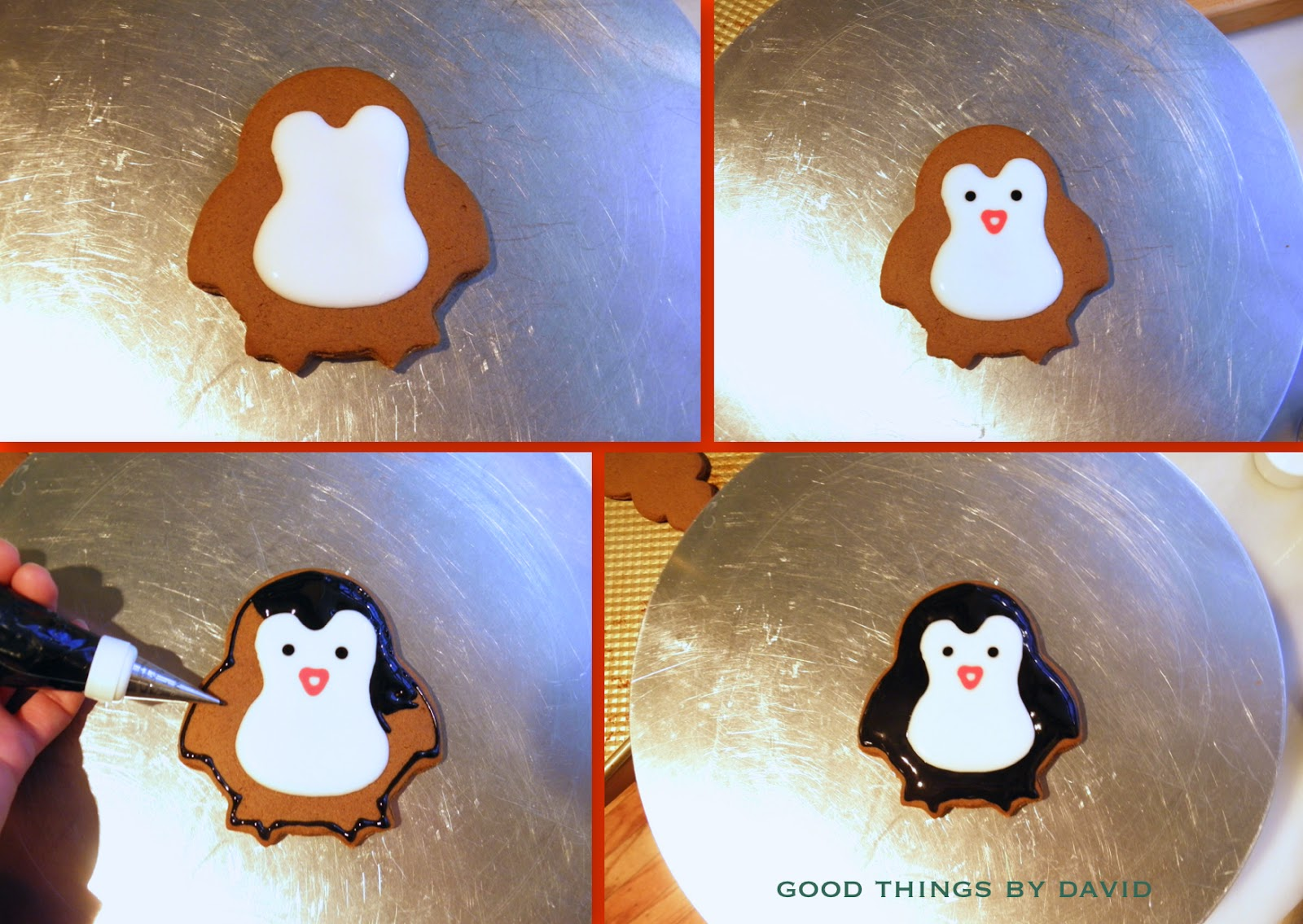 Good Things By David Christmas Cookies For The Kids