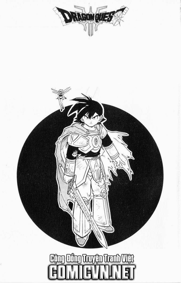 Dragon Quest: Emblem of Roto chapter 24 trang 49