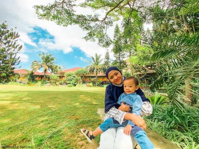 Eden Park di Susan Spa Bandungan
