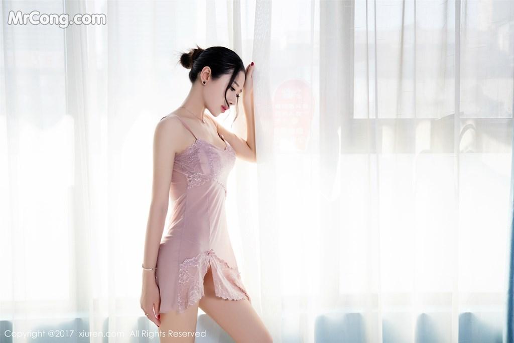 XIUREN No.806: Người mẫu Xinyi (馨怡) (51 ảnh)