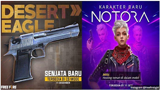 Free Fire Maintenance FF 11 Desember 2019