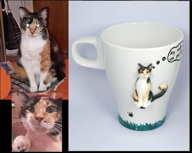cana cu pisica