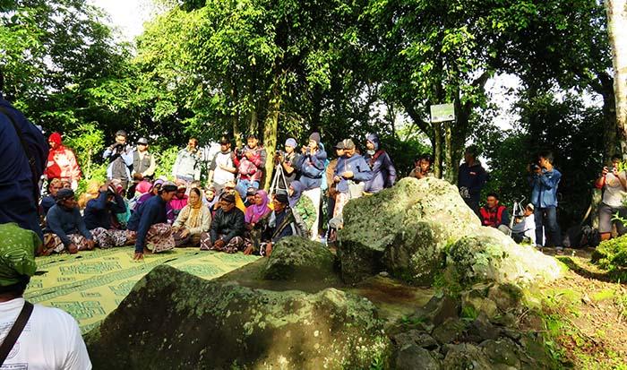 Bangsal Sri Manganti (Pos 1 Pendakian Merapi via Kinahrejo)