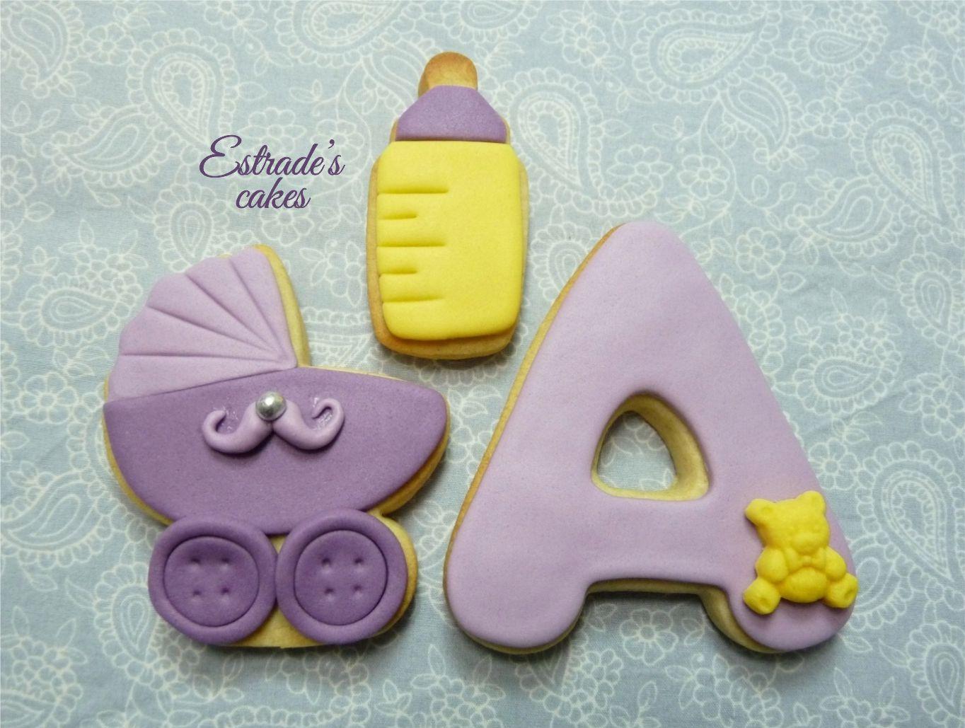 galletas para bebe con fondant - 3