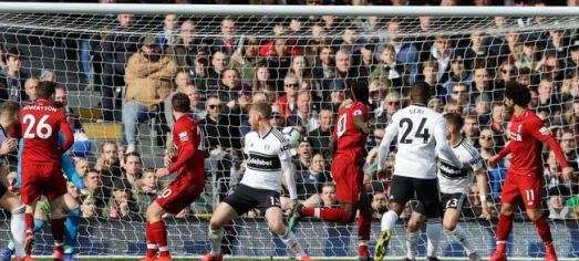 Fakta Usai Liverpool Menang di Markas Fulham