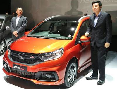 All New 2017 Honda Mobilio MPV Hd wallpaper