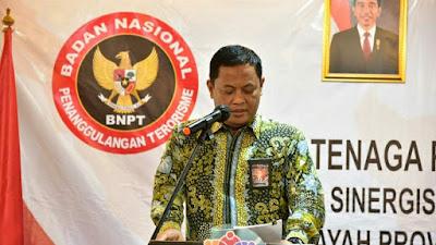 Maksimalkan Upaya Penanggulangan Terorisme, BNPT Bekali Tenaga Pendukung dan Fasda