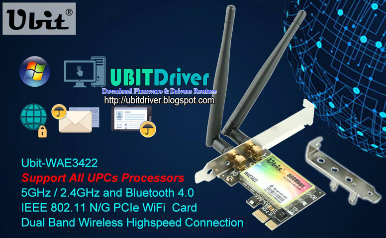 Download Driver Ubit-WAE3422