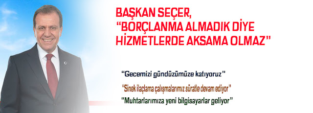 MANŞET, Mersin Haber, MERSİN, Vahap Seçer, Mersin Büyük Şehir Belediyesi,