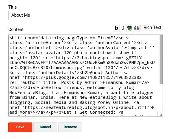 paste-author-widget-code-in-content-box