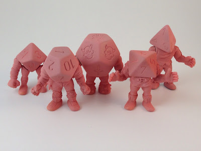 D.O.R.K. Keshi Resin Mini Figures Series 1 by Motorbot