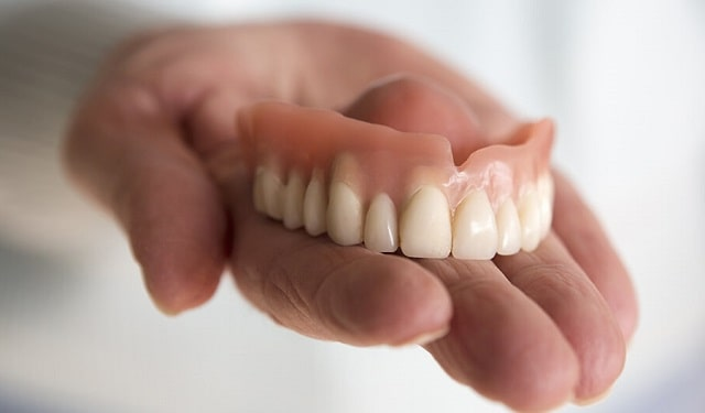 affordable partial or complete dentures