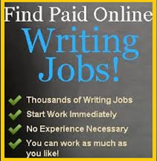 Online article writing jobs that pay