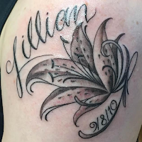 Lillian tattoo
