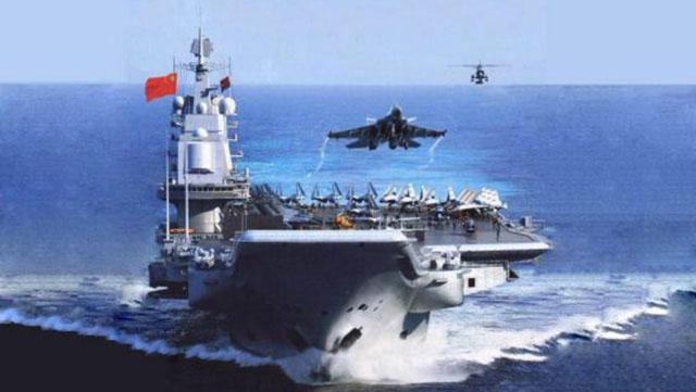 China Ajak Perang Terbuka Dengan Indonesia di Perairan Natuna, Bagaiman Reaksi Presiden Jokowi ?