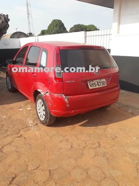 Sevic e NIIF/Unesfron recuperam mais um veículo roubado
