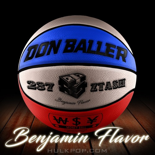 BENJAMIN FLAVOR – DON BALLER – Single