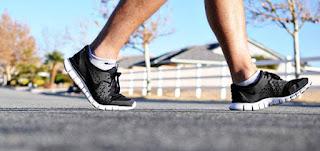 Gambar kaki manusia