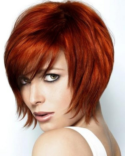 layered bob hairstyles chic
